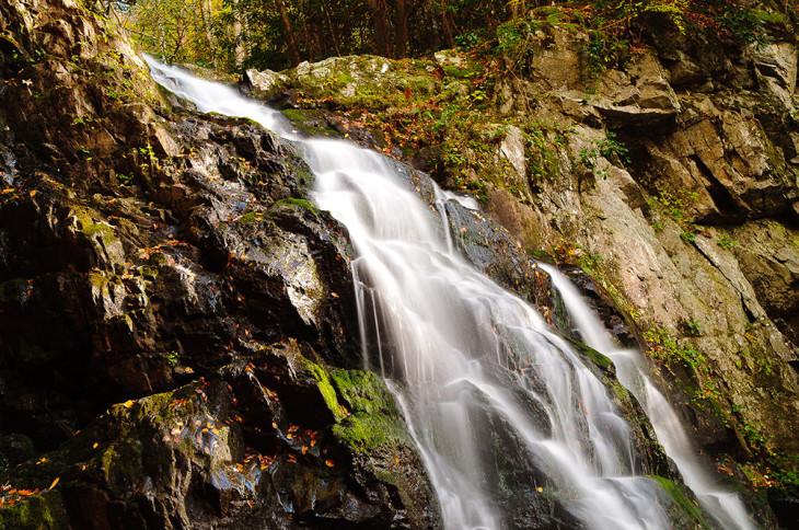 Spruce Flats Falls 2