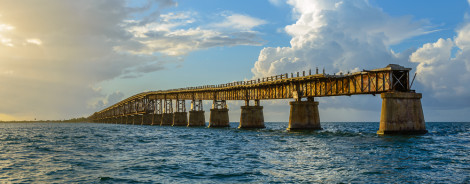 Old Bahia Honda Bridge 1
