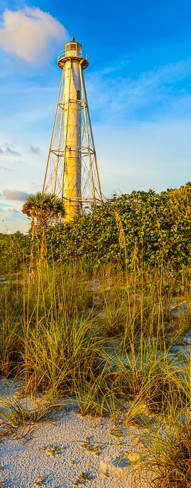 Boca Grande Rear Range Light 3