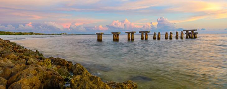 Old Boca Grande Pier 1